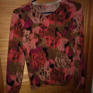 J.crew Merino wool sweater. Size M